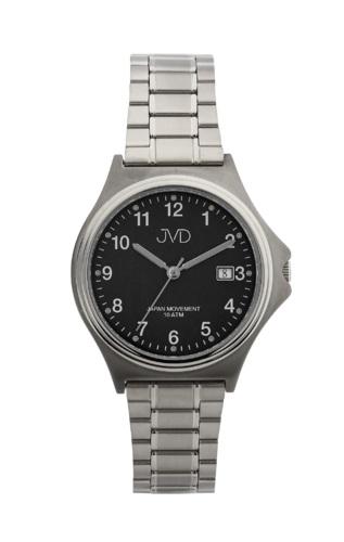 Vodotěsné pánské titanové antialergické hodinky JVD J2020.5 (POŠTOVNÉ ZDARMA!!)