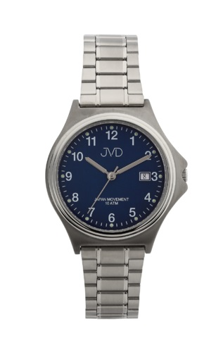 Vodotěsné pánské titanové antialergické hodinky JVD J2020.6 (POŠTOVNÉ ZDARMA!!)