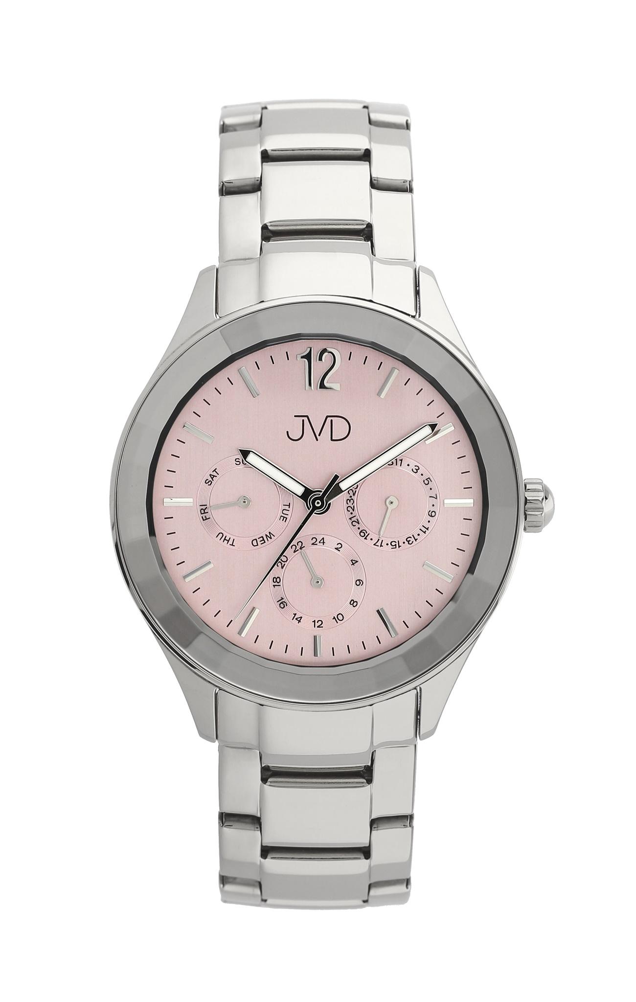 Luxusní chronograf - náramkové hodinky JVD JC064.2 (POŠTOVNÉ ZDARMA!!)