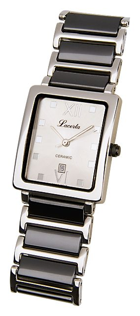 Dámské nerezové keramické hodinky LACERTA 775484K2 (POŠTOVNÉ ZDARMA!!!)