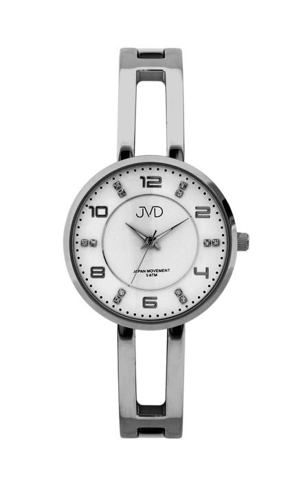 Dámské luxusní ocelové náramkové hodinky JVD J4160.1  357efb0be3a