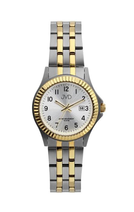 Dámské luxusní titanové vodotěsné hodinky JVD J5028.3 (POŠTOVNÉ ZDARMA!!)