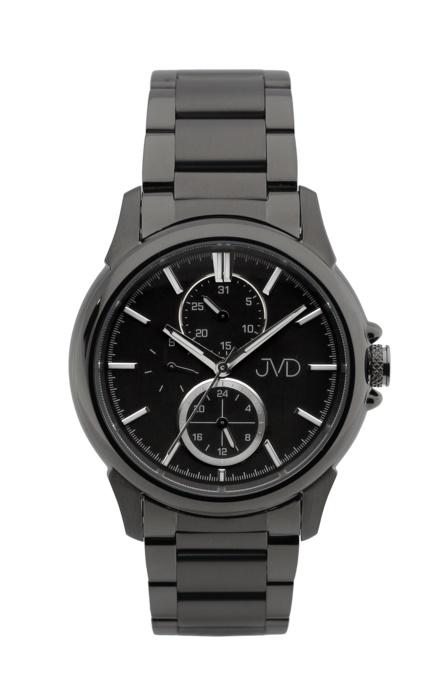 Pánské mohutné ocelové vodotěsné hodinky JVD seaplane JC664.2 - 10ATM (POŠTOVNÉ ZDARMA!!)
