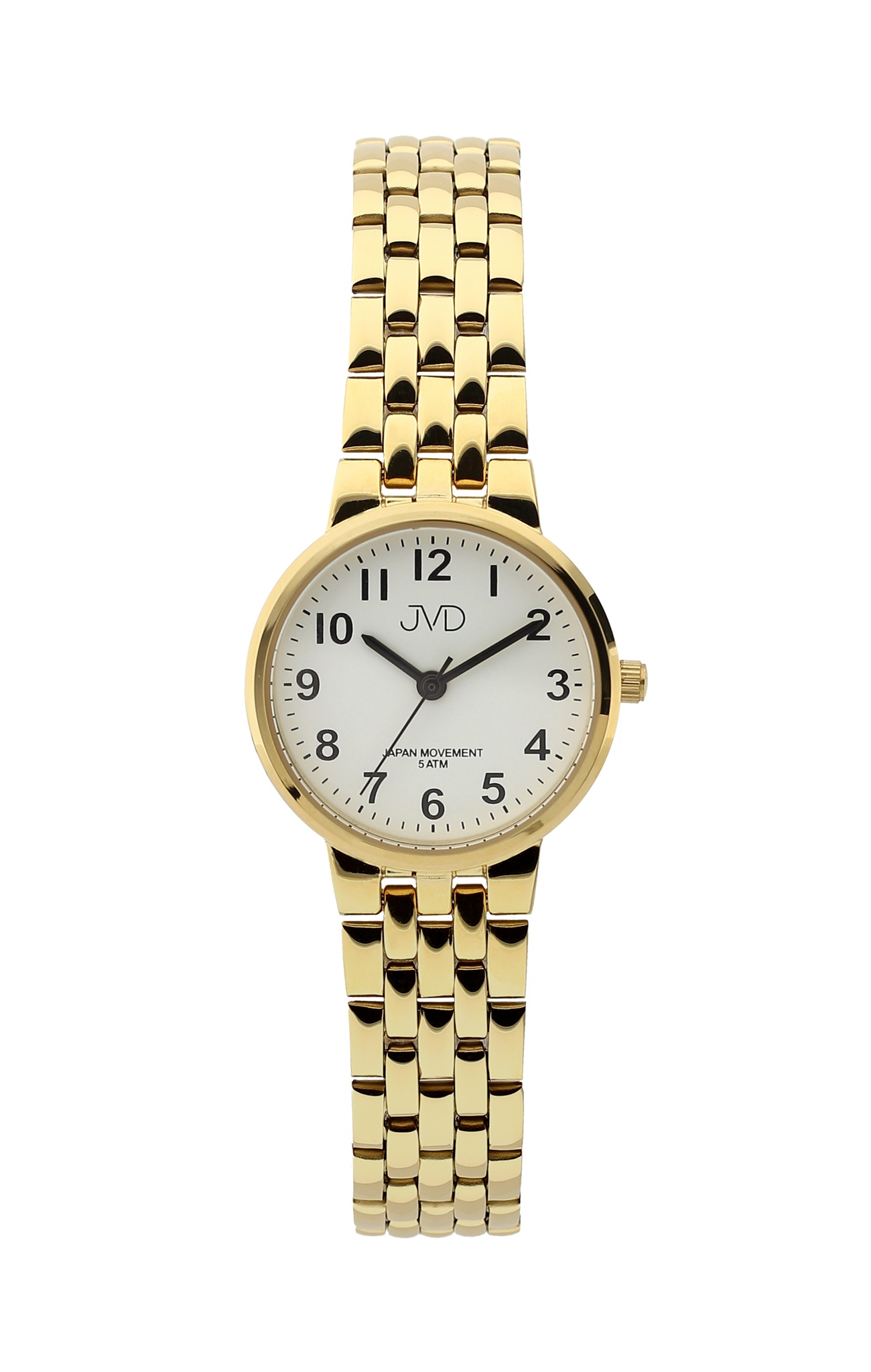 Dámské ocelové čitelné hodinky JVD J4157.3 (POŠTOVNÉ ZDARMA!!!)