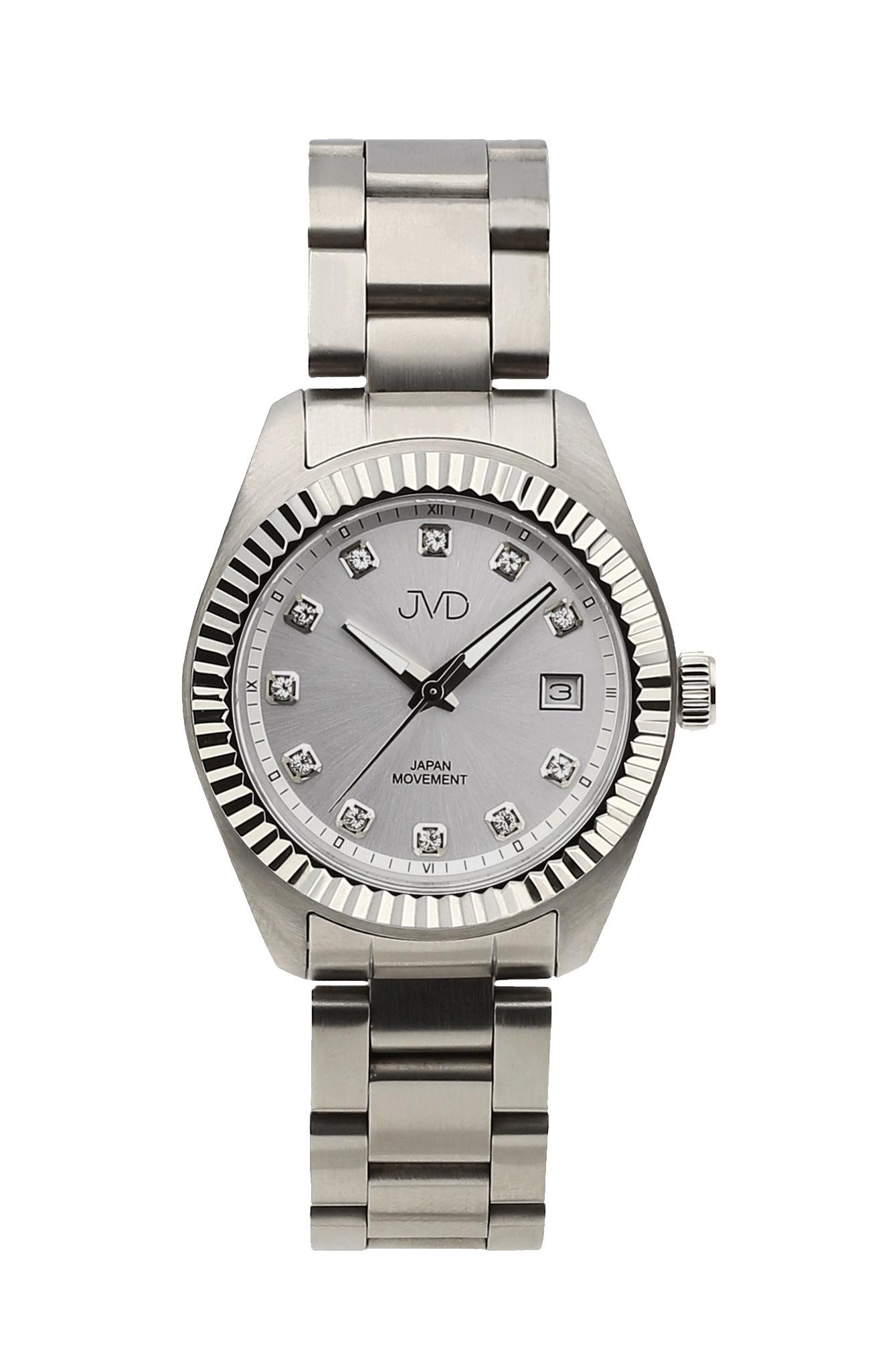 Dámské ocelové moderní náramkové hodinky JVD JC579.1  08380afa5a
