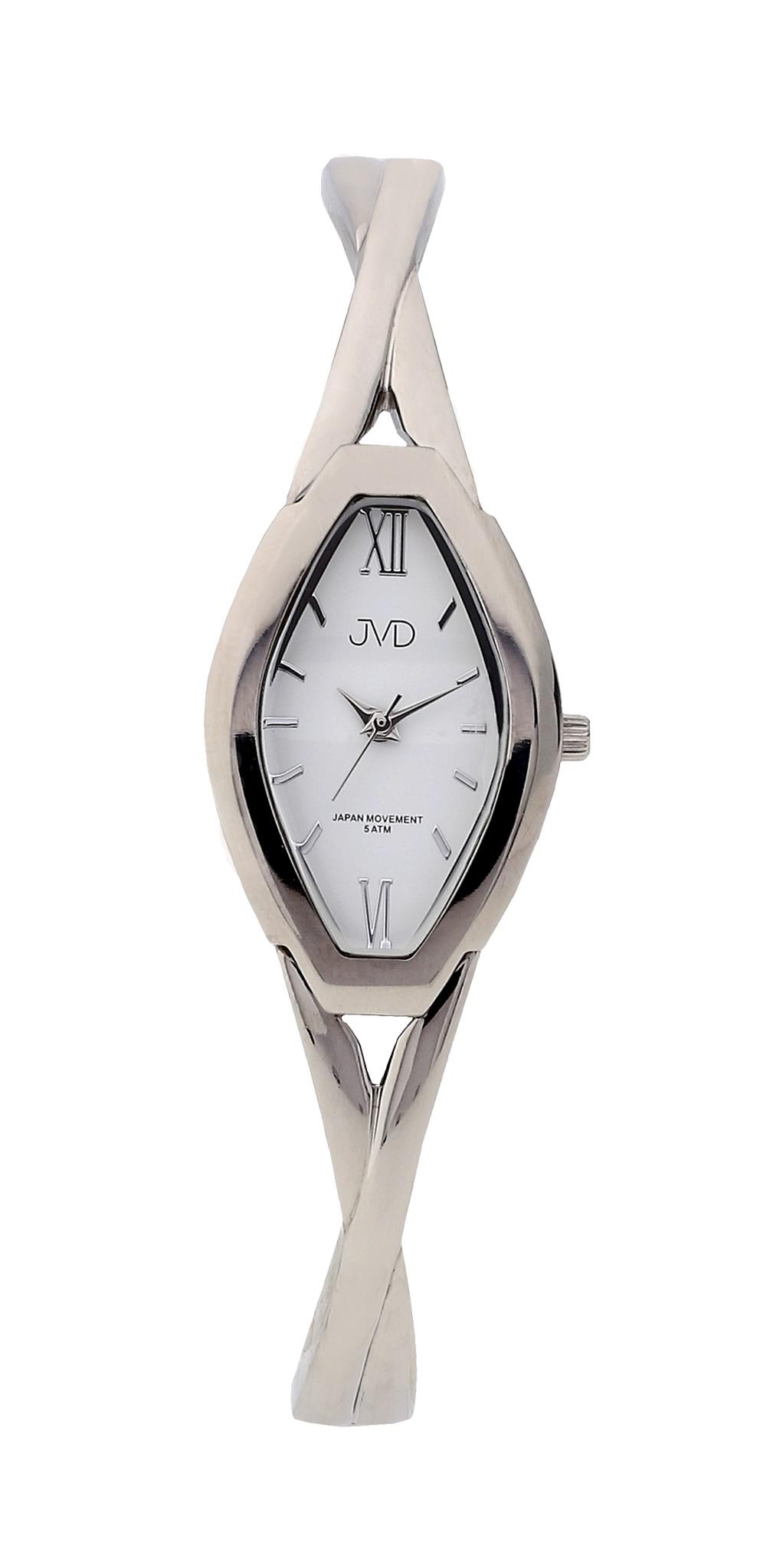 Dámské elegantní antialergické titanové hodinky JVD J5029.1