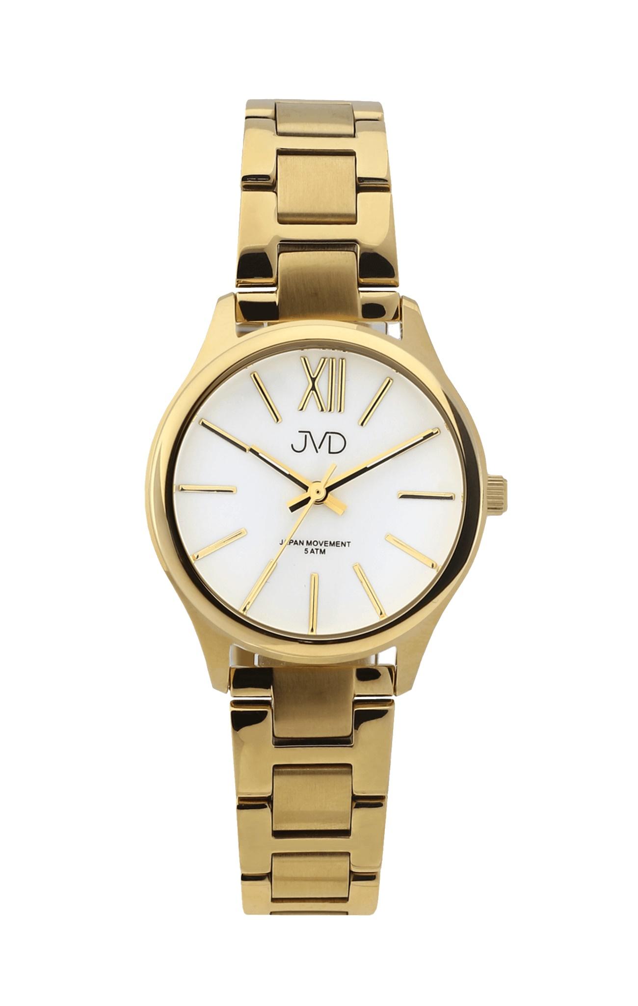 Dámské elegantní ocelové hodinky JVD J4152.2  8c2d041334
