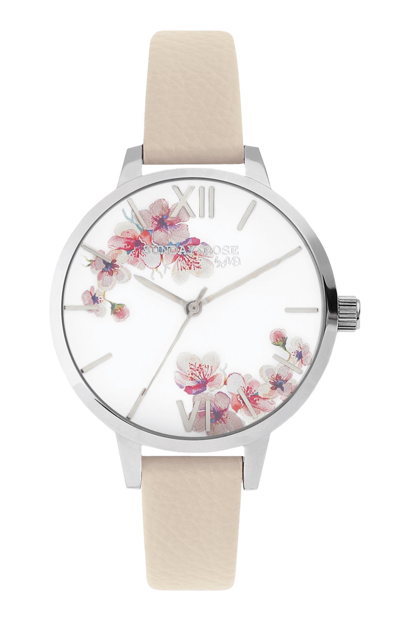 Dámské luxusní designové hodinky SUNDAY ROSE Spirit WATERCOLOR (POŠTOVNÉ ZDARMA!!)