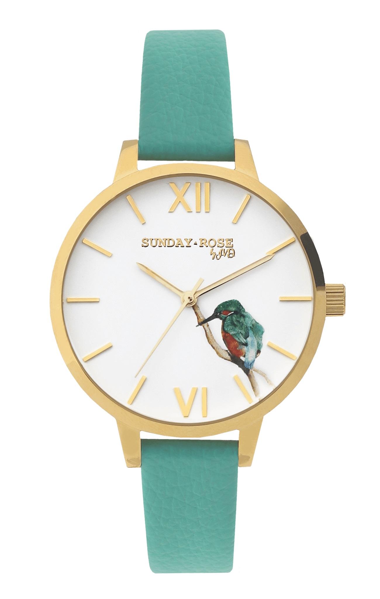Dámské luxusní designové hodinky SUNDAY ROSE Spirit WONDERLAND (POŠTOVNÉ ZDARMA!! )