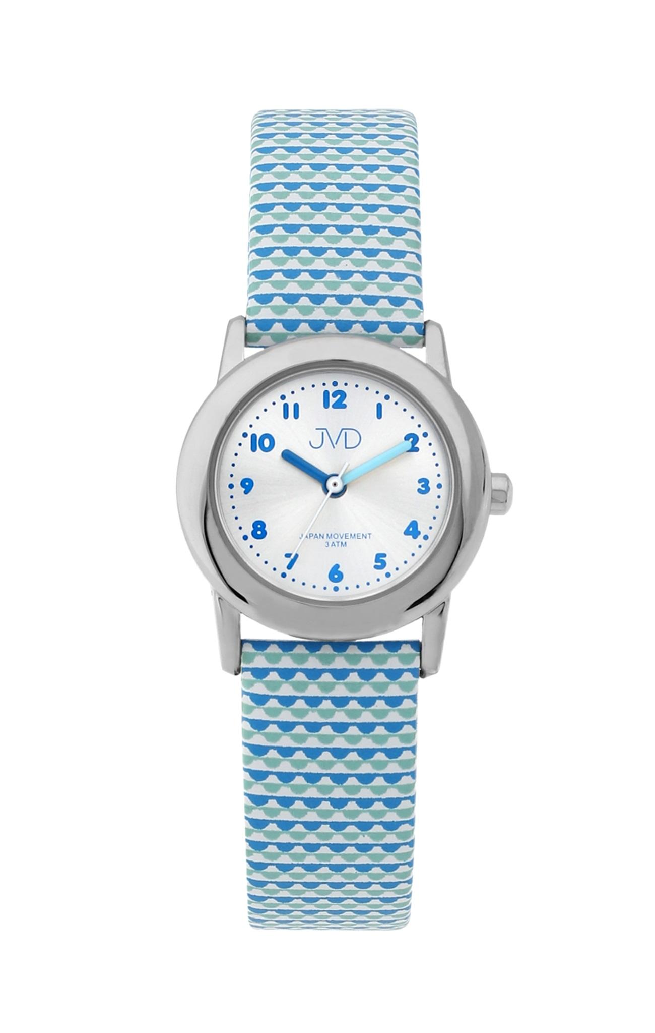 Dětské dívčí náramkové hodinky JVD J7180.2 (dívčí dětské hodinky)