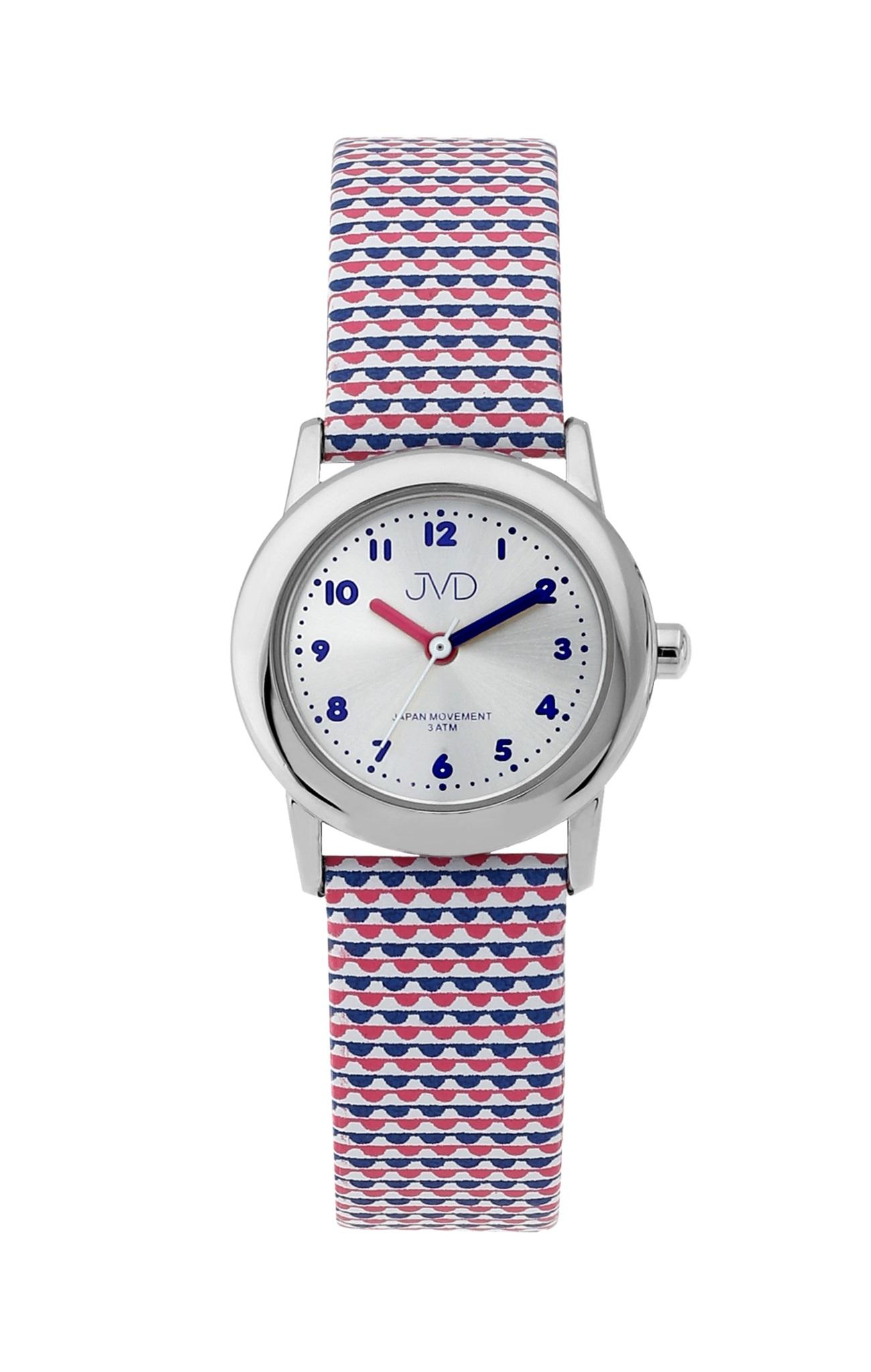 Dětské dívčí náramkové hodinky JVD J7180.3 (dívčí dětské hodinky)