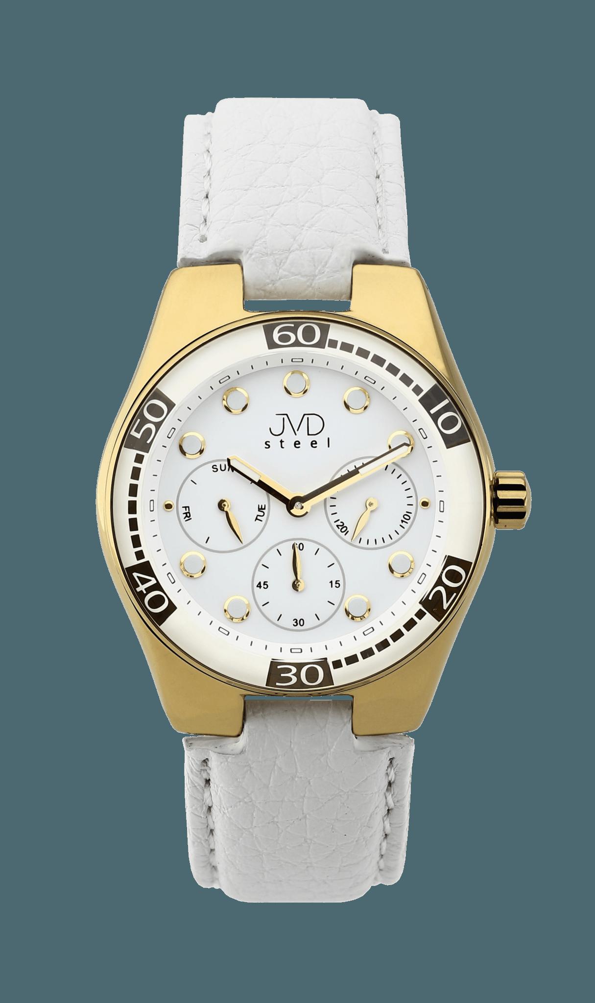 Dámské elegantní náramkové hodinky Steel JVDW 52.3  d0dba894f8