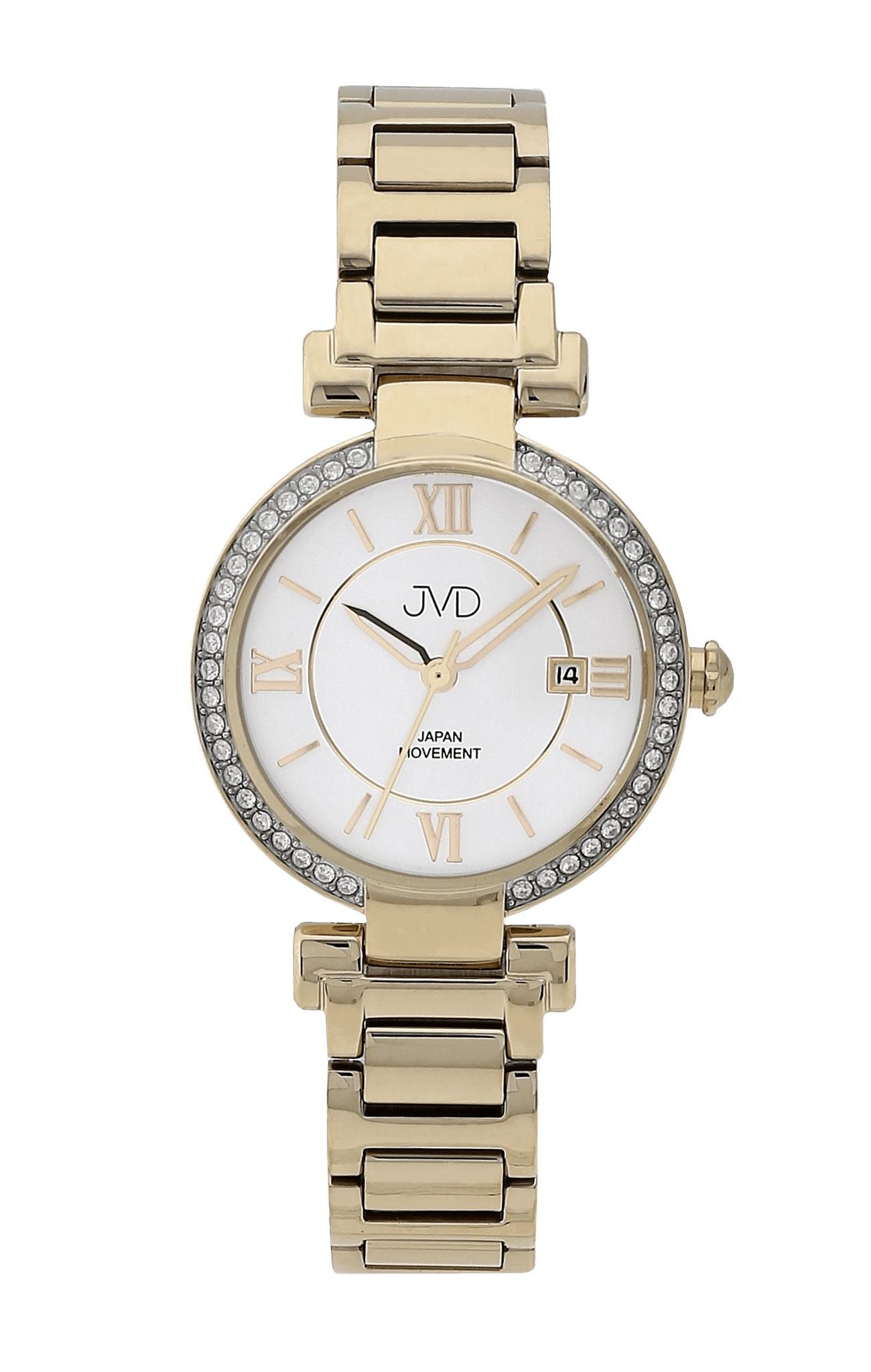 Dámské elegantní náramkové hodinky JVD JC185.3 ec59ff11b8