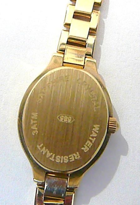 efb5b7a63 Kompletní specifikace · Ke stažení · Související zboží · Komentáře (0). Luxusní  dámské zlaté švýcarské hodinky GENEVE 585/22 ...