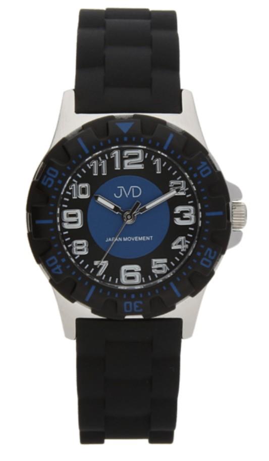 0048c9a9345 Chlapecké dětské vodotěsné sportovní hodinky JVD J7168.2 - 5ATM empty