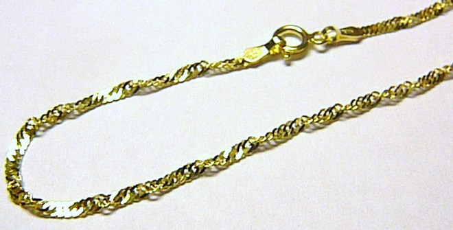 3524bbac2 Kompletní specifikace · Ke stažení · Související zboží · Komentáře (0).  Točený dámský zlatý náramek ze žlutého zlata ...