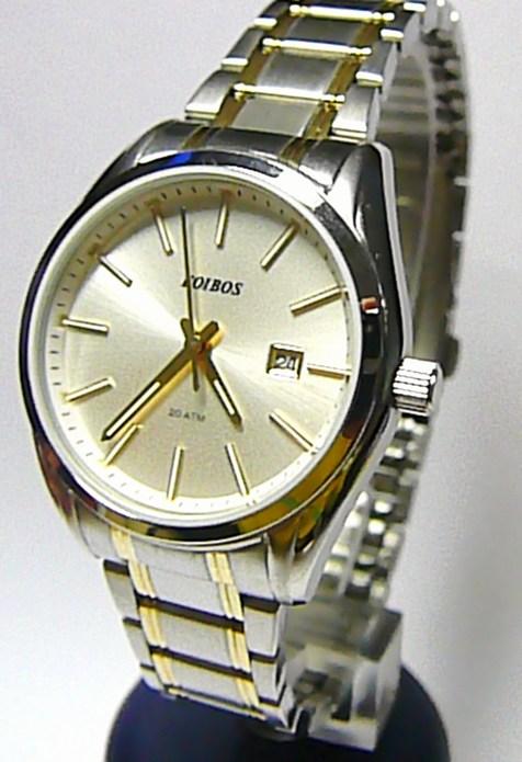 ff4cfea97c5 Luxusní vodotěsné dámské značkové hodinky Foibos 1W491 - 20ATM ...