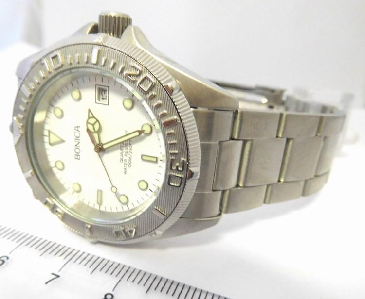 b9ed9070d96 Kompletní specifikace · Ke stažení · Související zboží · Komentáře (0). Pánské  vodotěsné ocelové hodinky Bonica 1459 s fosforeskujícími prvky