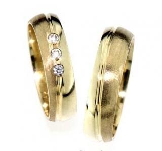 Snubni Prsteny Zlatnictvi Hodiny Diamanty Prsteny Bile Zlato