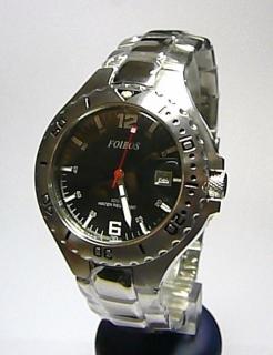 Pánské luxusní značkové vodotěsné ocelové hodinky Foibos 2840.2 10ATM 961721971b1