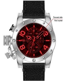 Pánské sportovní hodinky JVD seaplane JS23.2 do ponorky! 9342979b1b