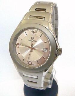 Titanové luxusní švýcarské pánské hodinky Grovana 1520.1 545bad5b9fe