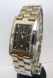 Švýcarské stříbrné dámské hodinky Grovana se safírovým sklem 2072.1 8a3c0b3cc0