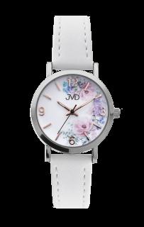 Dětské dívčí přehledné náramkové hodinky JVD J7184.10 46184eda5c