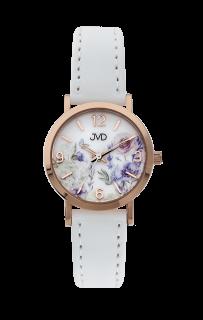 42c75173c6e Dětské dívčí přehledné náramkové hodinky JVD J7184.13