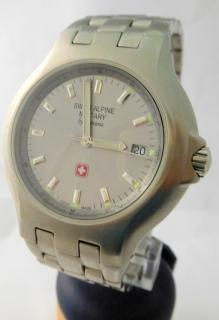 Pánské švýcarské hodinky Swiss Alpine Military by GROVANA 1502.1532 SAM 531b107177