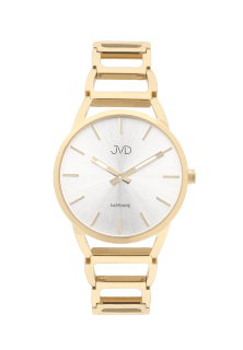 Dámské náramkové ocelové hodinky JVD JG1003.2 44cbeac24ff