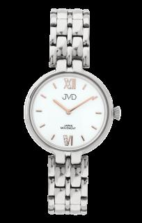 Dámské elegantní šperkové náramkové hodinky JVD JC001.1 f75cf4a1cd