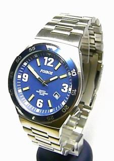 Ocelové vodotěsné moderní hodinky Foibos 6567 - 10ATM 1c98390276