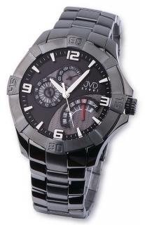 Nerez ocelové pánské luxusní náramkové hodinky JVD steel JA620.5 015b12aee3