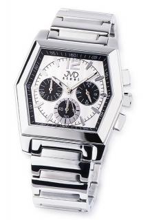 Moderní ocelové pánské náramkové hodinky JVD steel C1126.2 dd6d521ed3