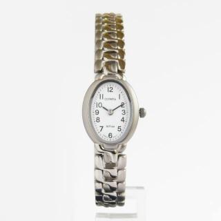 Dámské společenské titanové antialergické oválné hodinky Olympia 10123 cd273e8726b