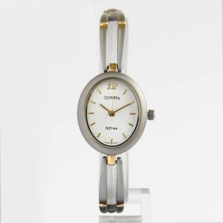 Luxusní dámské titanové moderní hodinky Olympia 10126 0cea36791c6