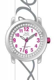 Dětské dívčí hodinky JVD basic J7138.1 pro zamilované děvčata nápis LOVE 8da11506d50
