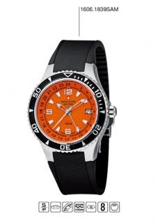 Luxusní pánské vodotěsné hodinky Swiss Alpine Millitary Grovana 1606.1839SAM c619a932885