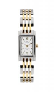 Dámské nerezové ocelové hodinky JVD J4145.2 - 5ATM 9e1f46c81ab