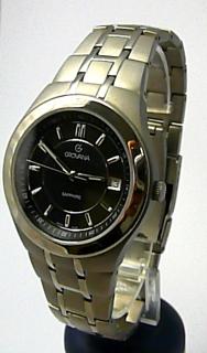 Pánské švýcarské celotitanové hodinky Grovana 1535.1197 - 5ATM safírové sklo 8a6289e857