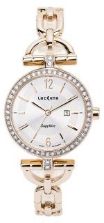 2a973060e5d Dámské švýcarské šperkové luxusní hodinky Lacerta LC304 - safírové sklo