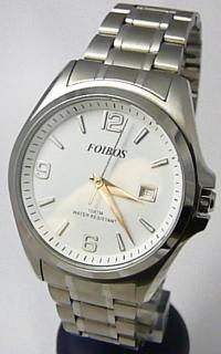 af52c7c44c0 Pánské vodotěsné ocelové kovové hodinky Foibos 6276 - 10ATM