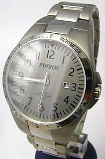 Luxusní pánské titanové antialergické čitelné hodinky Foibos 2358.1 - 10ATM 9c604c299c6