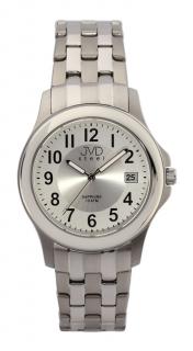 Vodotěsné luxusní hodinky JVD steel J1092.1 - 10ATM se safírovým sklem f7f1649e70