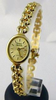 9f0f32518 Luxusní společenské dámské švýcarské zlaté hodinky Philippe Michelle 585 /15,23gr