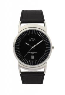 Dámské černé luxusní hodinky JVD steel J1061.2 313b0d09f3