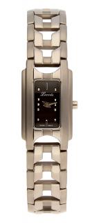 Dámské titanové švýcarské luxusní hodinky Lacerta 751 A8 547 se safírovým  sklem f1e6e9ddea