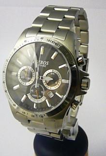 Mohutné pánské vodotěsné hodinky chronograph Foibos 1300 - 10ATM 7817210688