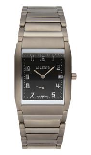 Luxusní pánské švýcarské titanové hodinky Lacerta 109 C9 553 se safírovým  sklem 5a029177c7